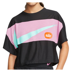 Big Kids Jr - Girls' Cropped T-Shirt