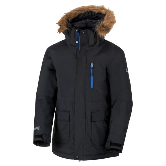 Phil Jr - Boys' Hooded Jacket
