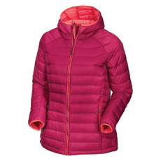 Patos II -  Women's Down Hooded Jacket