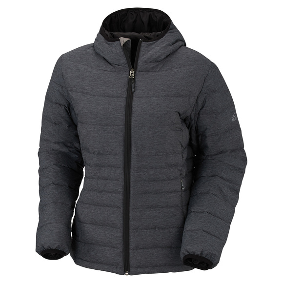 Foster - Women's Down Hooded Jacket