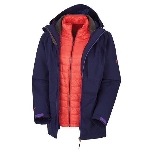 Avoca - Manteau d'hiver 3 en 1 pour femme