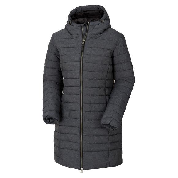 Heather - Women's Hooded Jacket
