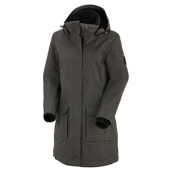 Lake - Women's Hooded Jacket