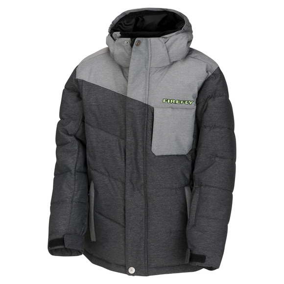 Randall Jr - Boys' Hooded Jacket
