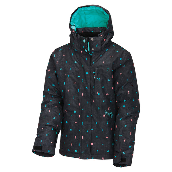 Reeta Jr - Girls' Hooded Jacket