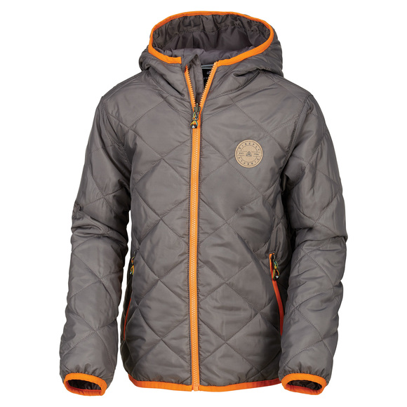 Max - Junior Lined Hooded jacket