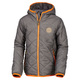 Max - Junior Lined Hooded jacket  - 0