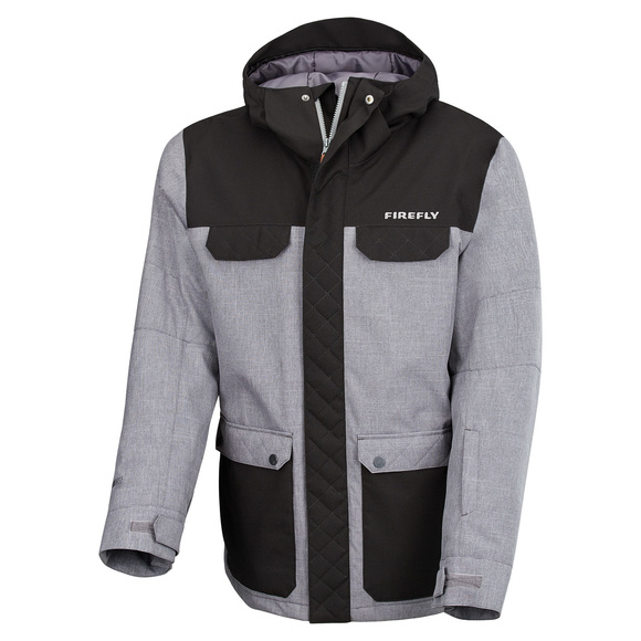 Storm - Men's Insulated Jacket