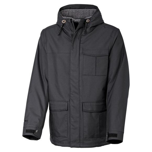 Lars - Men's Insulated Jacket