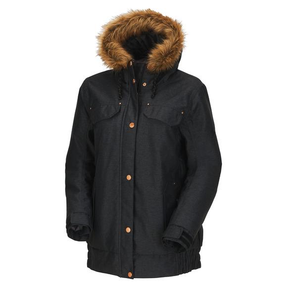 Britney - Women's Hooded Jacket