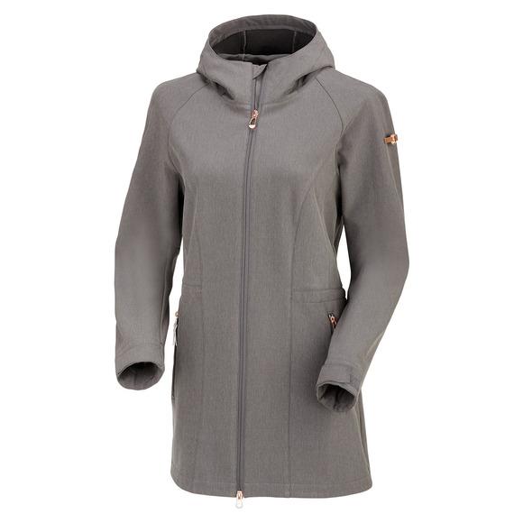 Brenna - Manteau softshell pour femme
