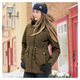 Bianca - Women's Hooded Jacket  - 2