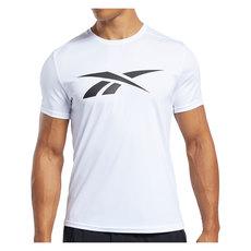 Workout Ready Poly Graphic - T-shirt d'entraînement pour homme