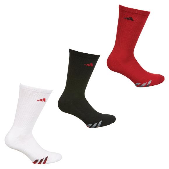Crew - Men's Cushioned Socks (3 pairs)
