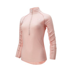 Transform - Women's Half-Zip Long-Sleeved Shirt