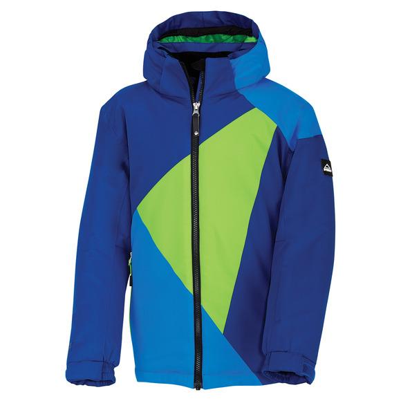 Robin - Boys' Hooded Insulated Jacket