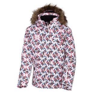 Rita - Manteau isolé pour fille