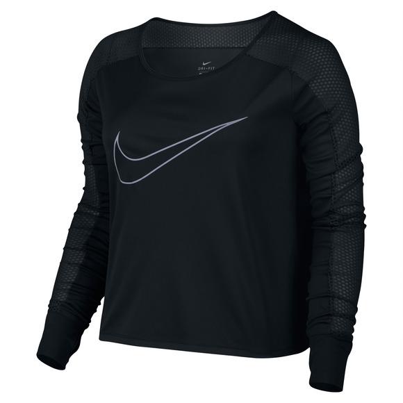 Run Fast - Women's Long-Sleeved Shirt
