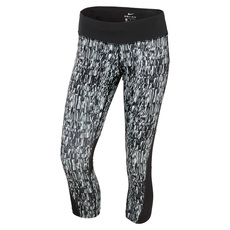 Racer Crop - Women's Capri Pants