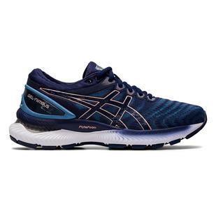 Gel-Nimbus 22 (D) - Chaussures de course à pied pour femme