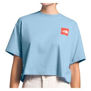 Cropped Cotton - T-shirt écourté pour femme