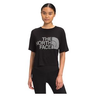 Half Dome - T-shirt écourté pour femme