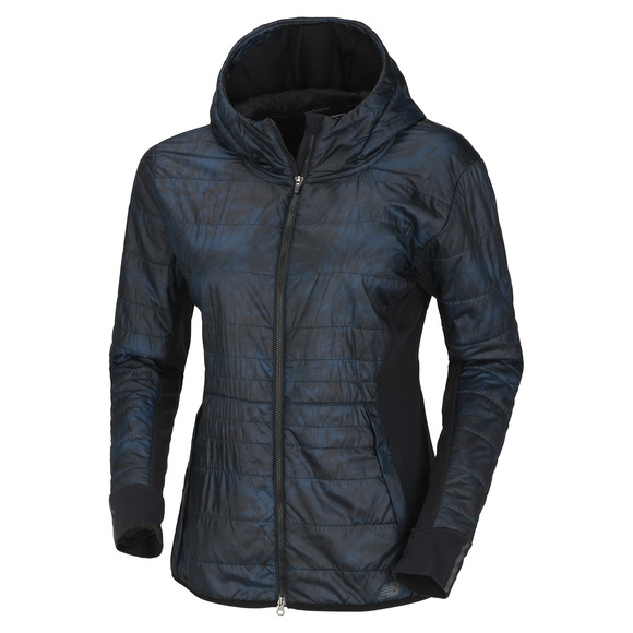 Hybrid - Women's Hooded Running Jacket