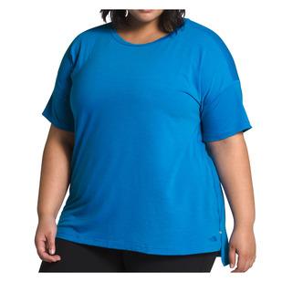 Workout (Taille Plus) - T-shirt pour femme