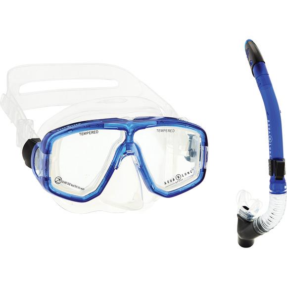 Madera/Rincon Combo - Adult Mask and Snorkel Kit