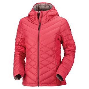 Emeline - Manteau mi-saison isolé en duvet pour femme