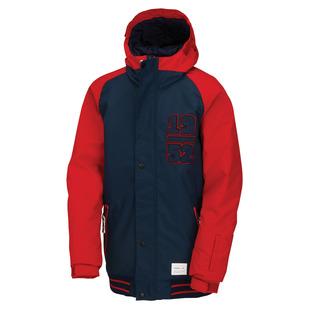 Player Jr - Boys' Hooded Jacket