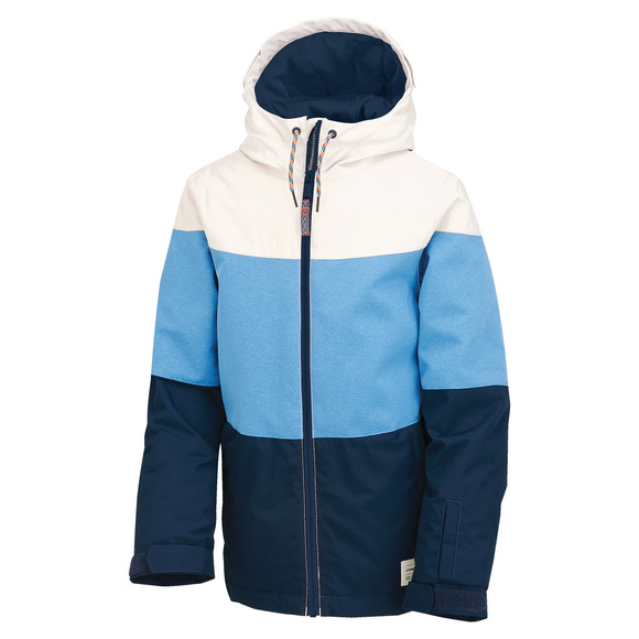 Coral Jr - Girls' Hooded jacket