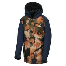 Ridge Youth - Boys' Hooded Jacket