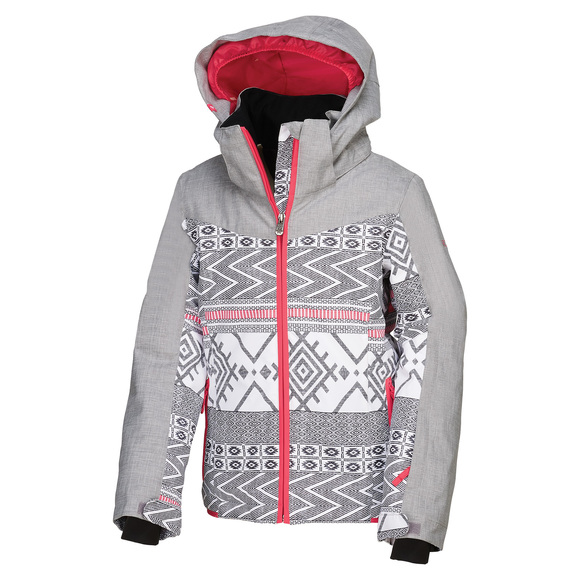 Sassy Jr - Girls' Hooded Jacket