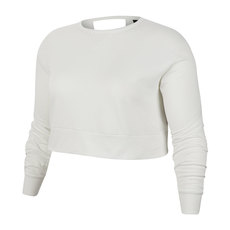 Yoga (Plus Size) - Women's Long-Sleeved Shirt