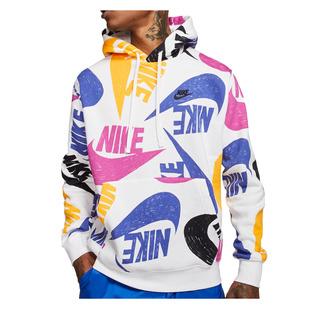 Sportswear Club - Chandail à capuchon pour homme