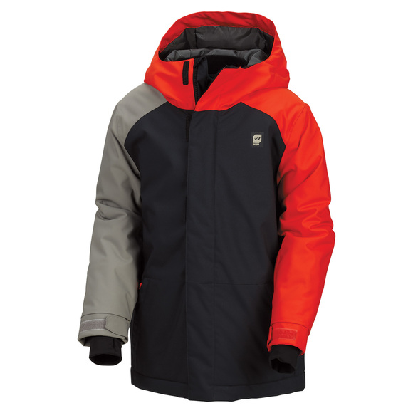 Dub Jr - Boys' Hooded Jacket
