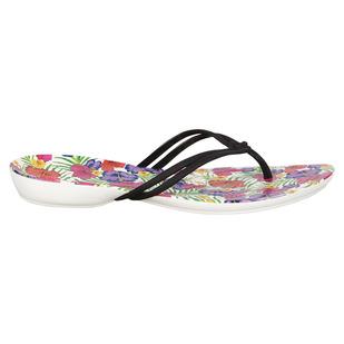 Isabella Graphic Flip - Women's Fashion Sandals