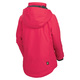 Sequal Jr - Girls' Hooded Jacket   - 1