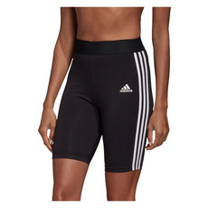 Must Haves 3-Stripes - Women's Fitted Shorts