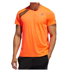 Run It 3-Stripes - Men's Running T-Shirt