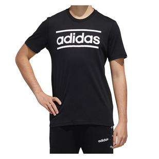 Linear Logo Graphic - Men's T-Shirt