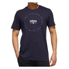Adi Clock - Men's T-Shirt
