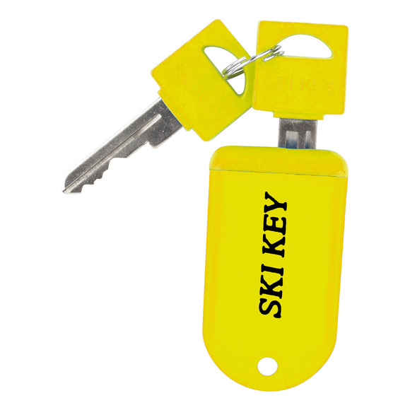 Ski Key - Cadenas pour skis ou planche à neige