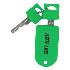 Ski Key - Ski or Snowboard Lock