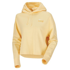 Session Up - Women's Cropped Hoodie