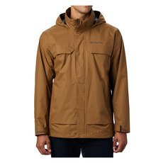 Tryon Trail - Men's Hooded Rain Jacket