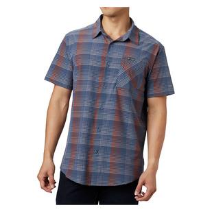 Triple Canyon (Plus Size) - Men's Shirt
