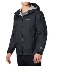 Evapouration - Men's Hooded Rain Jacket