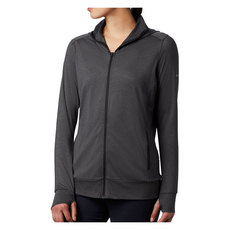 Place to Place II (Plus Size) - Women's Full-Zip Hoodie